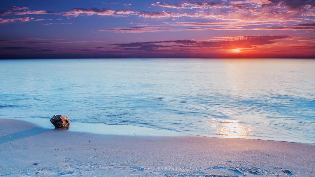 Morze Bałtyckie- Rowy