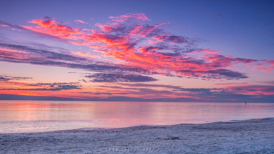 Morze Bałtyckie - Rowy