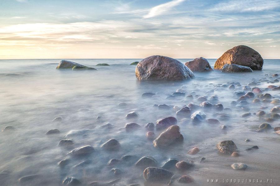 Kamienie - Woliński Park Narodowy